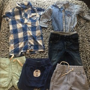 Baby Gap Boy Bundle 6-12 months